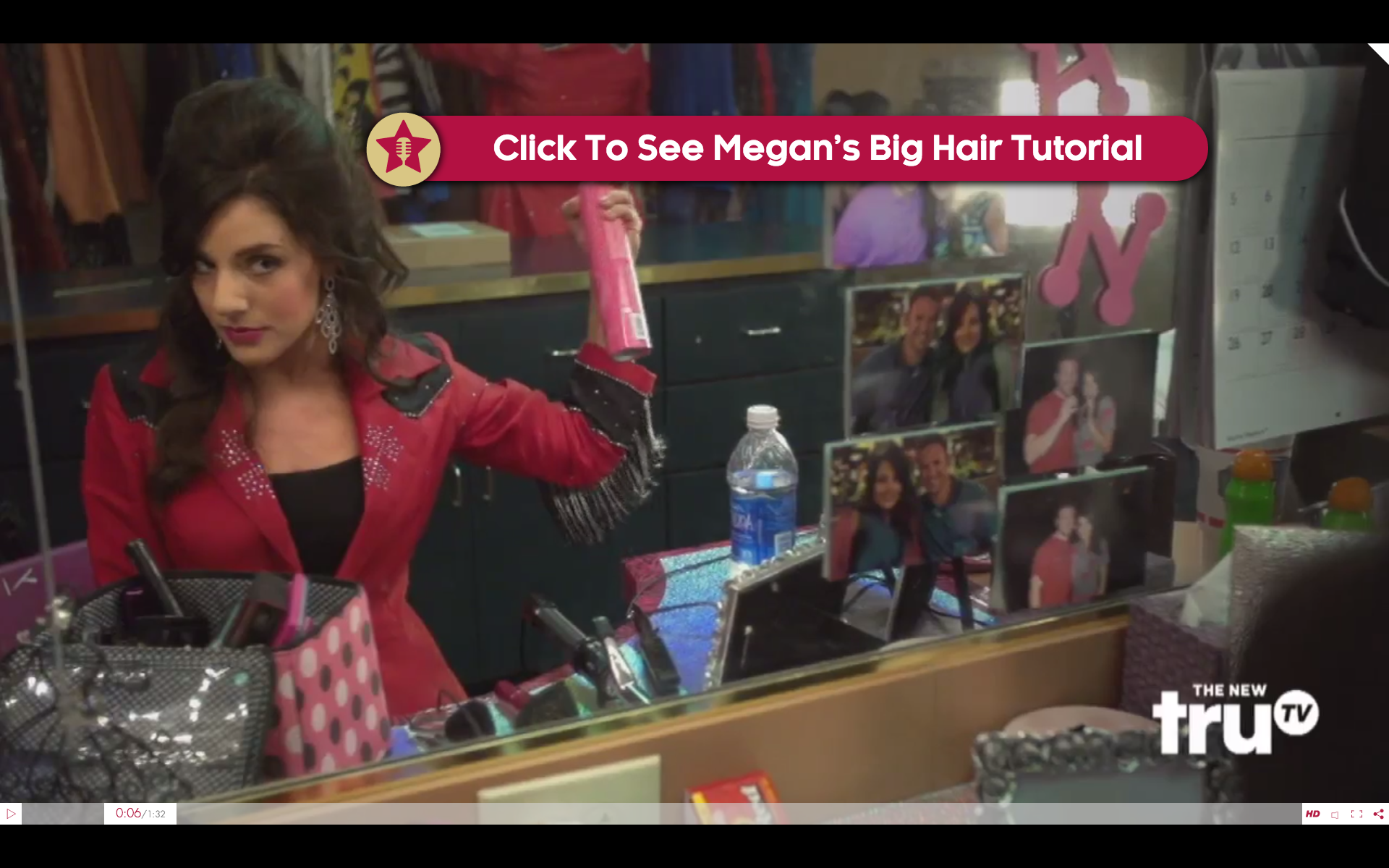 Megan Hair Tutorial